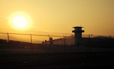 A female Federal Prison in Mexico.
