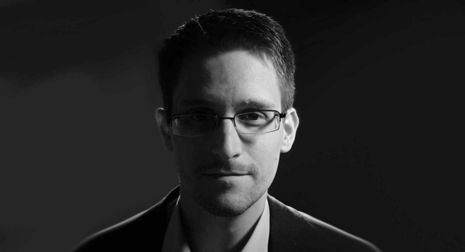 Edward Snowden. © Private