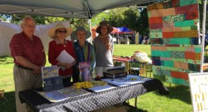 The Braidwood action group with local Country Women's Association volunteers. © Private