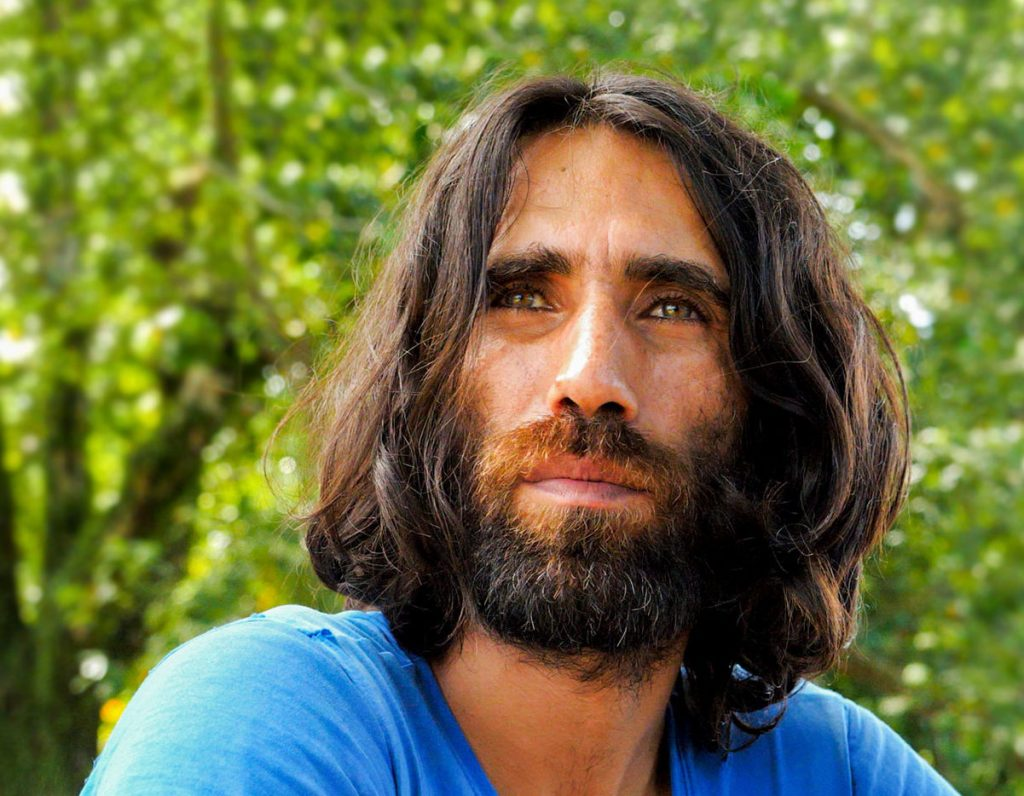 Behrouz Boochani has been reporting from Manus Island. He has been arrested. © AI