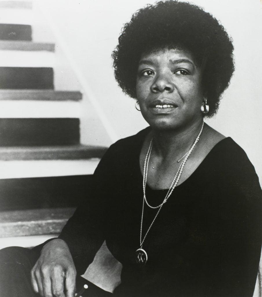 Maya Angelou. © Susan Mullally Weil